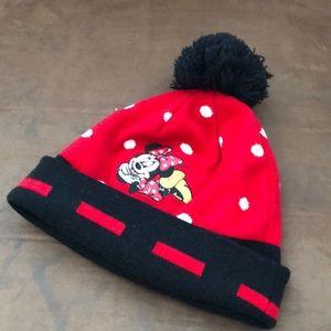 Disney Minnie mouse toque for kids